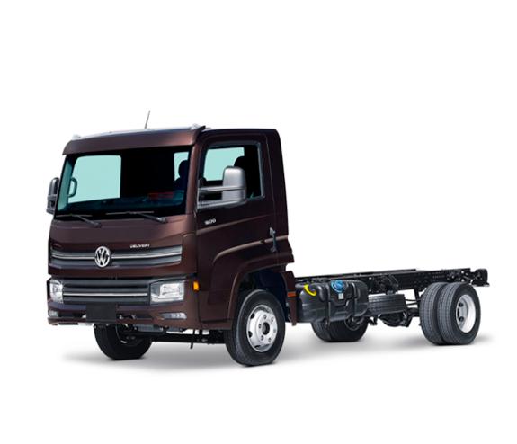 Novo Delivery 9.170 :: Novos :: Sudeste Caminhões e Ônibus - Concessionária Volkswagen Caminhões e MAN em Juiz de Fora.
